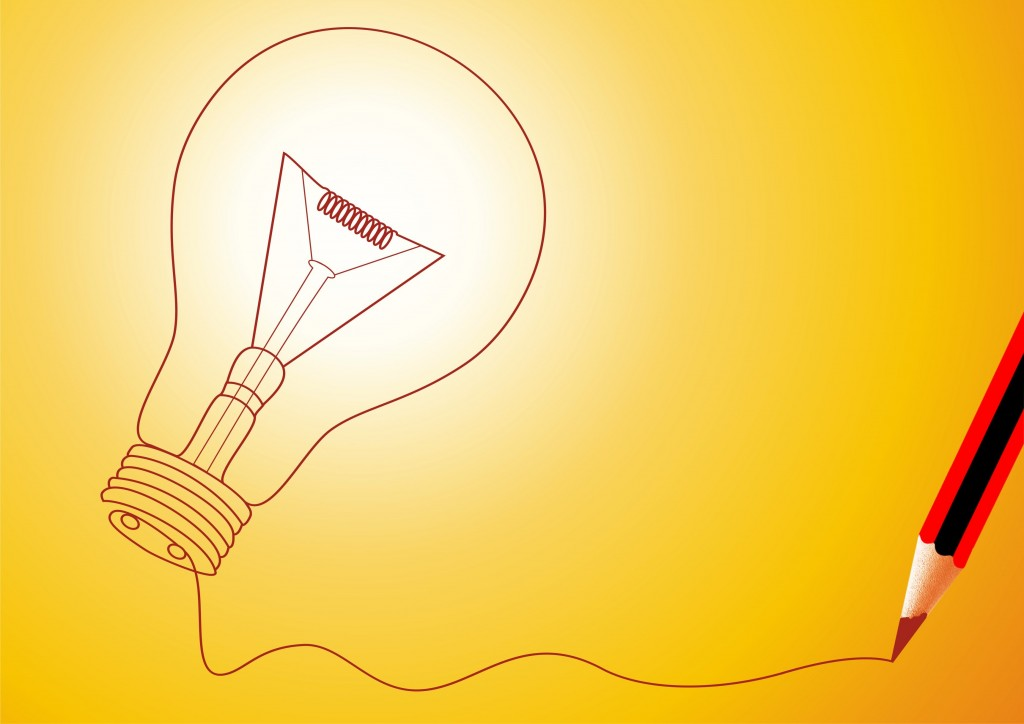 bulb 1024x724 Find the Brainstorming Method that Works Best for You