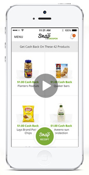 Snap by Groupon 12 Money Saving Apps You Should Have on Your Smartphone